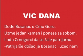 VIC  DANA: Problem oko kamenja…
